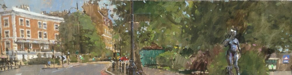 Chelsea Embankment, Gardens