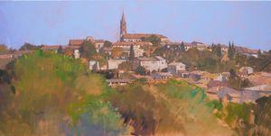 Fanjeaux, South West France