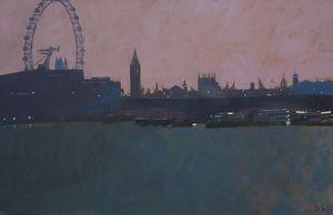 The Eye - Westminster Bridge
