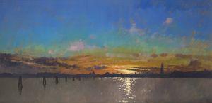 Alba Veneziana - A Venetian Sunrise