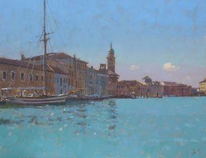 Morning Light, Murano, Venice