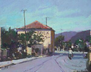 Pavlis Studios, Samos