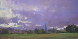 Approaching Storm, Burford