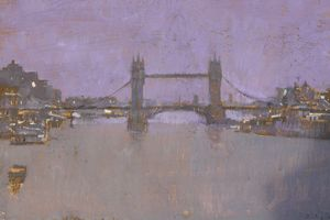 Evening Tower Bridge