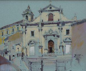 Chiesa del Purgatorio, Ragusa, Sicily
