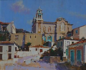 The Church of Maratkakampos, Samos