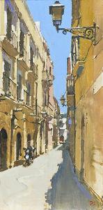 Sicilian Back Street, Ortigia