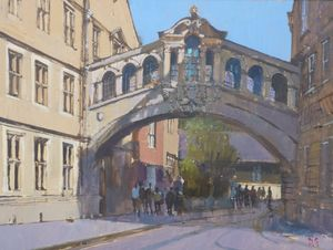 Bridge of Sighs, New College Lane, Oxford