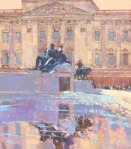 Victoria Memorial, Buckingham Palace, London