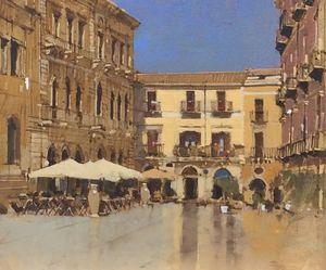 Piazza Minerva, Ortigia, Sicily