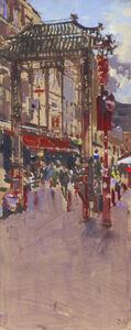 Chinese Gateway, Gerrard Street