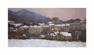 St Lizier, Winter