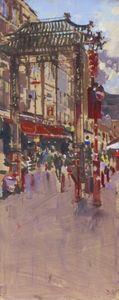 Chinatown, Chinese Gateway, Gerrard Street