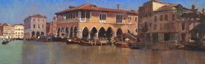 Pescheria, Grand Canal, Venice