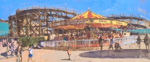 Fairground, Margate