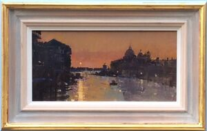 Sunrise, The Grand Canal