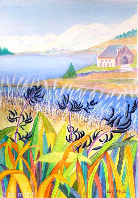 Lakeside Flax