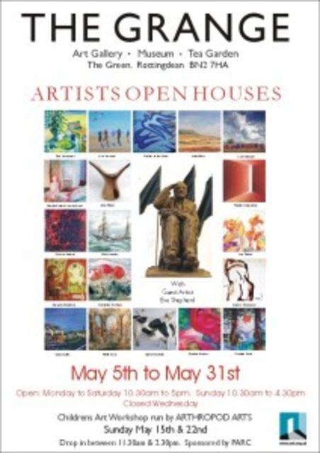 Brighton Festival 2016, Rottingdean Artist's Open House