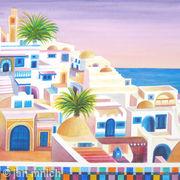 Tunisian Hillside