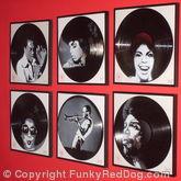 Red Vinyl Gallery