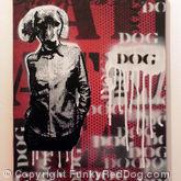 Funky DogGirl No.9