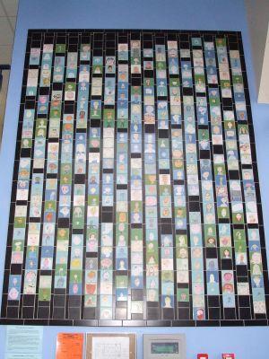 School tile project