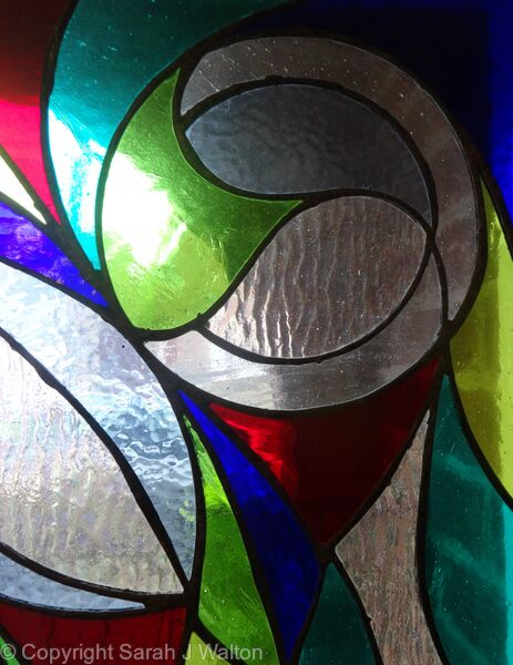 Glass detail