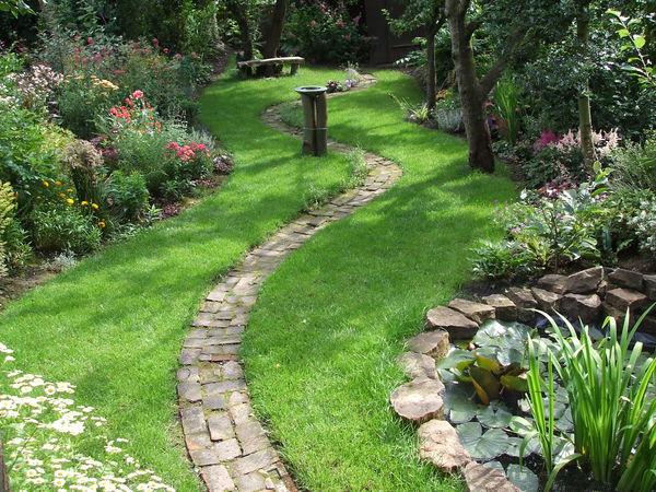 Garden June 2012