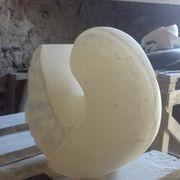 Polished form