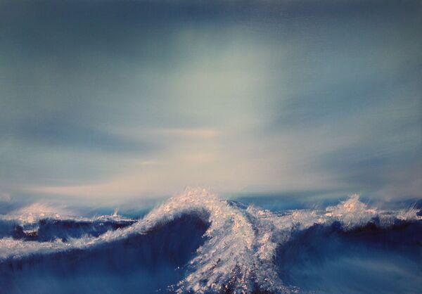 Twilight Ocean