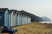 Beach Huts Dorset