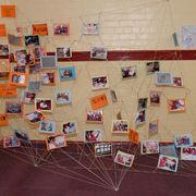 Croft Community Primary School, Walsall, final exhibition