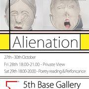 'Alienation' poster