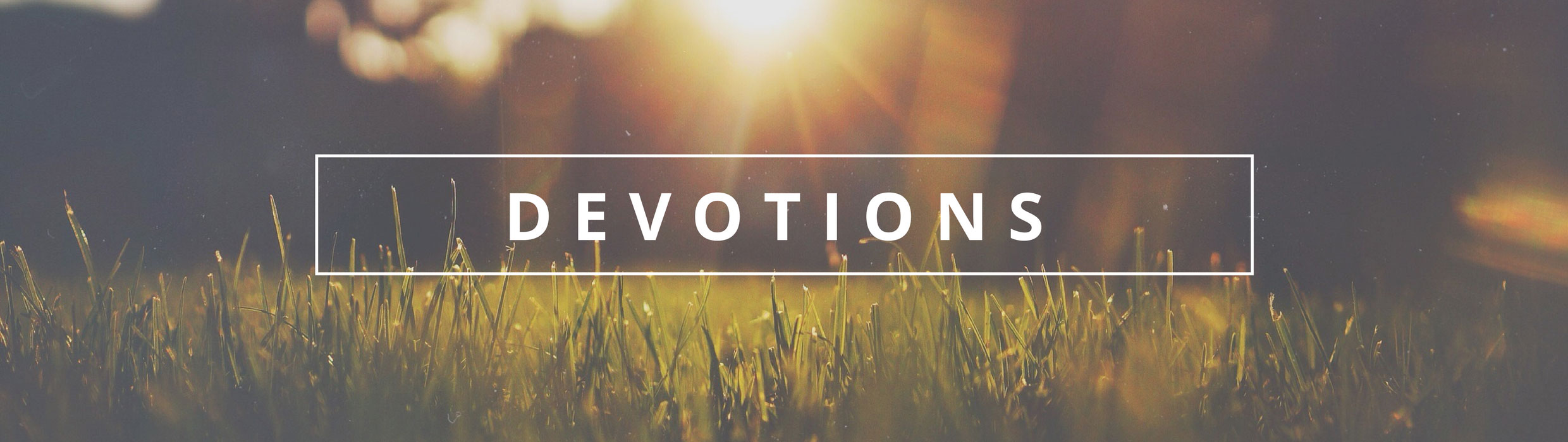 Devotions | World Challenge