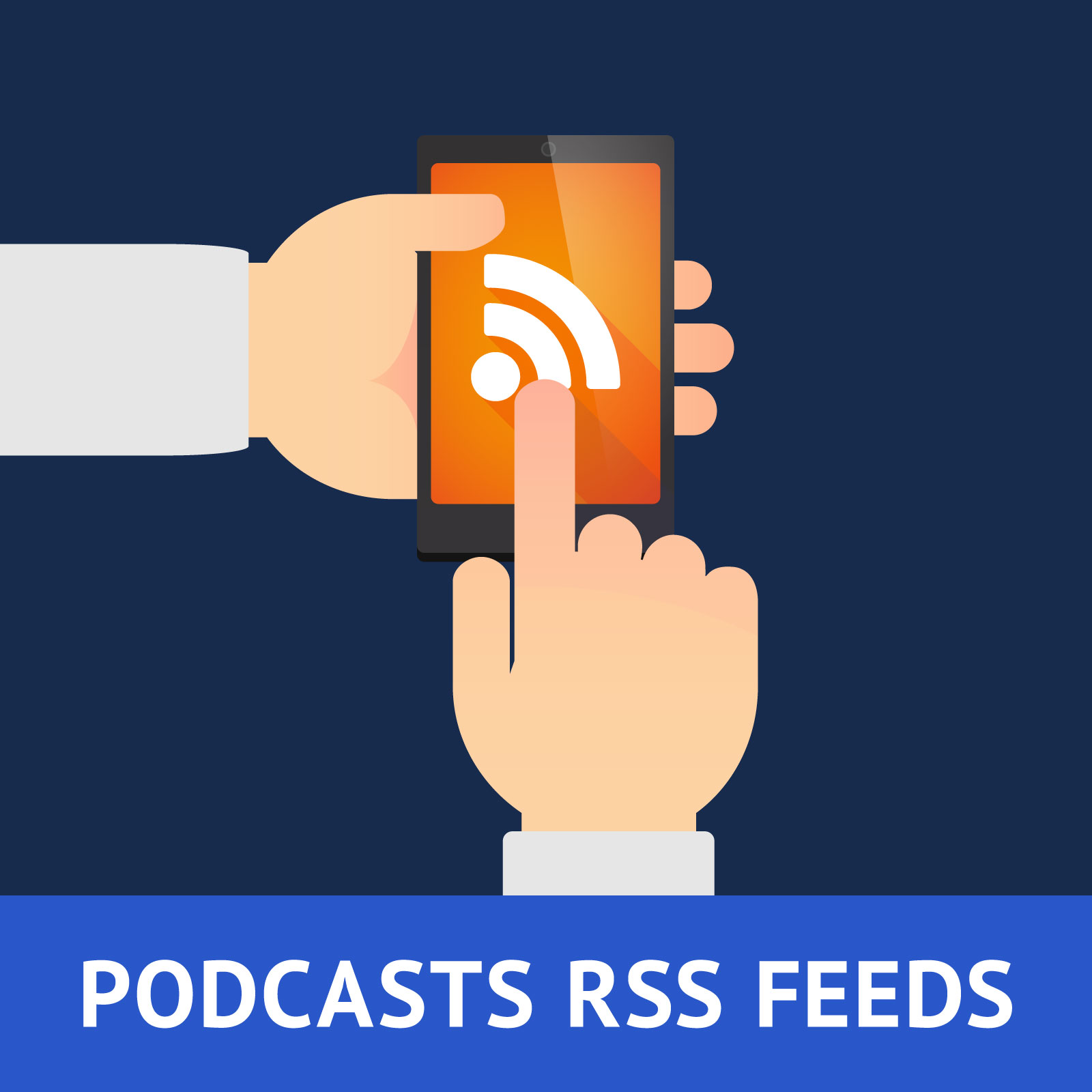 GAudio and Video Podcasts RSS Feeds