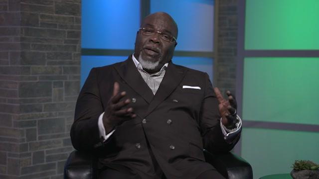 GLS18 Session Notes–Bishop T D  Jakes–Soar - Global