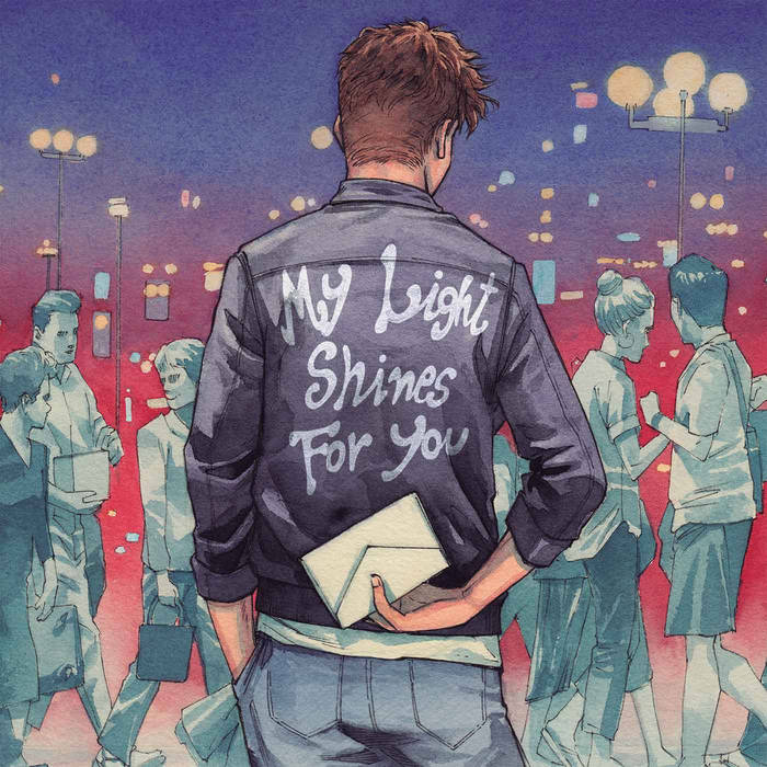 My light shines for you - My light shines for you EP