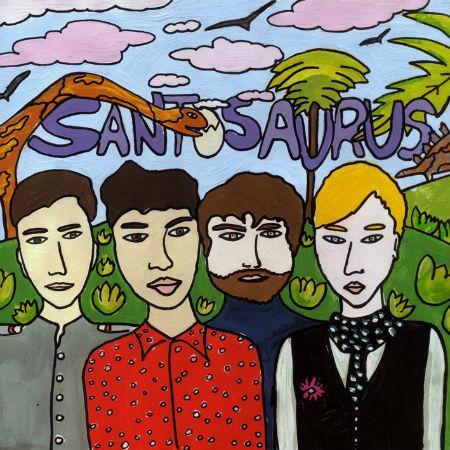 Santos Dumont - Santosaurus