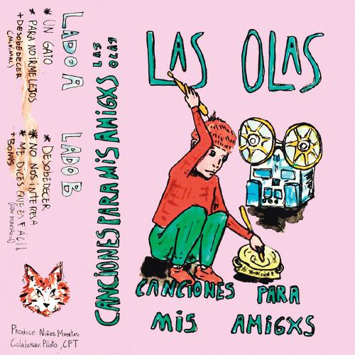 Las Olas Noispop - Canciones Para Mis Amigxs (Ep)