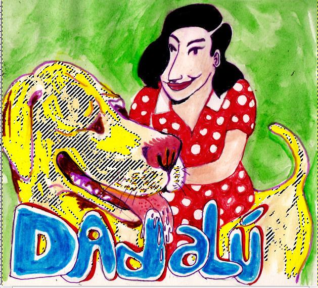 Dadalú - Perro amarillo