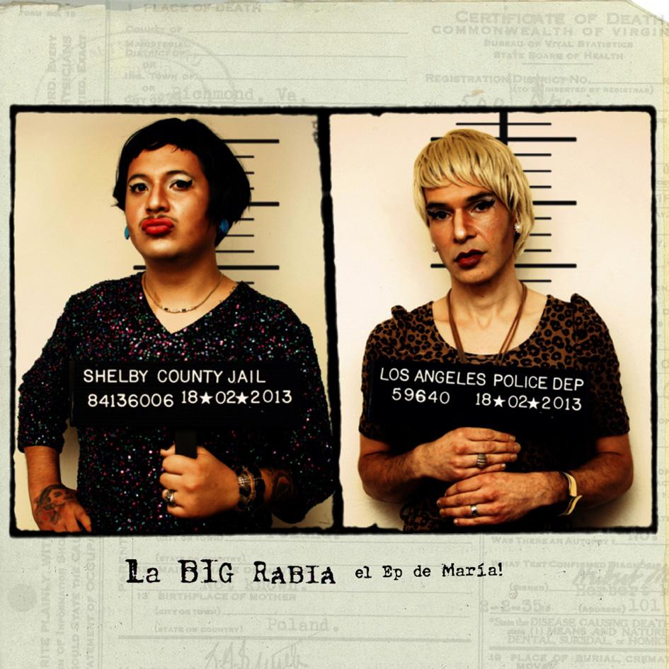 La Big Rabia - El Ep de María