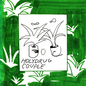 The Holydrug Couple - Glowing Summer 7''