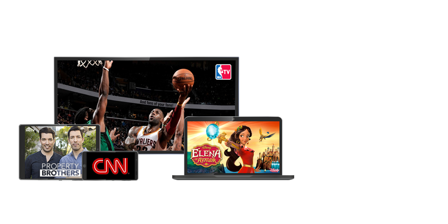 Sling TV Watch US Entertainment TV Live On Your Tablet TV Or Phone - Us zip code tv provider
