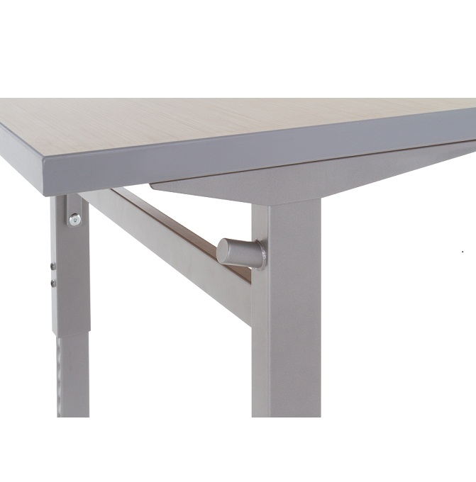 Smith System Silhouette Double School Desk 54 Quot W X 20 Quot D