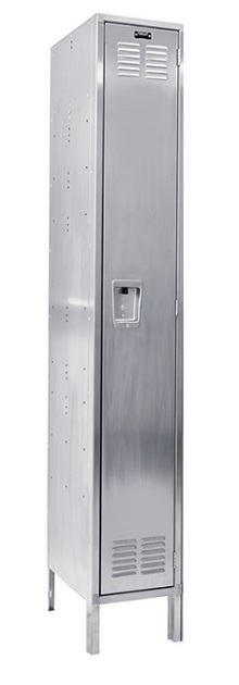 uss1288-1a-stainless-steel-single-tier-1-wide-locker-assembled
