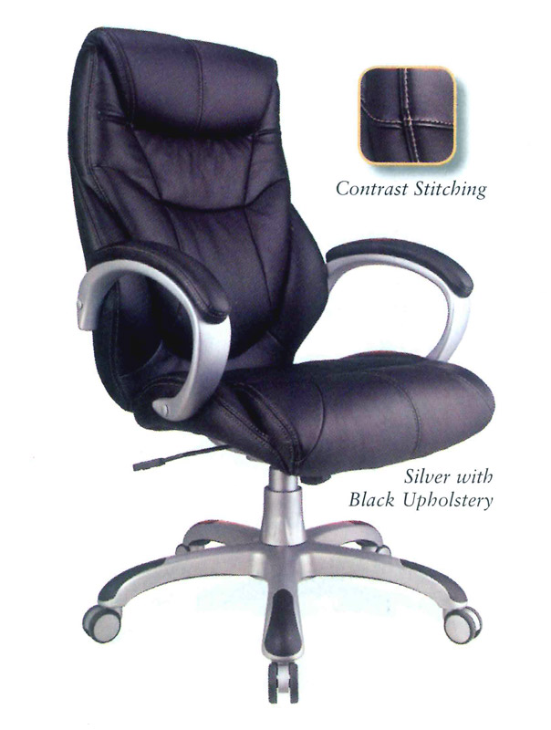 executive leather office chairs brisbane home furniture uk high back chair stock