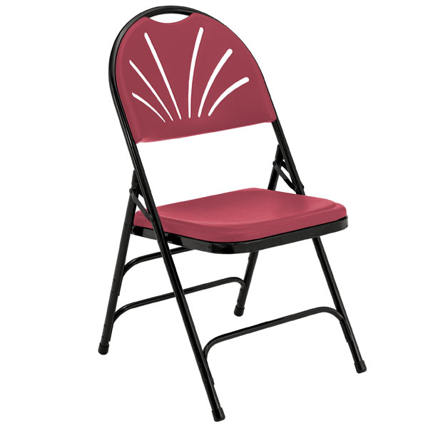1118-fan-back-polyfold-folding-chair-burgundy-plastic-black-frame-