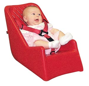 Infant-Soft Buggy Seat