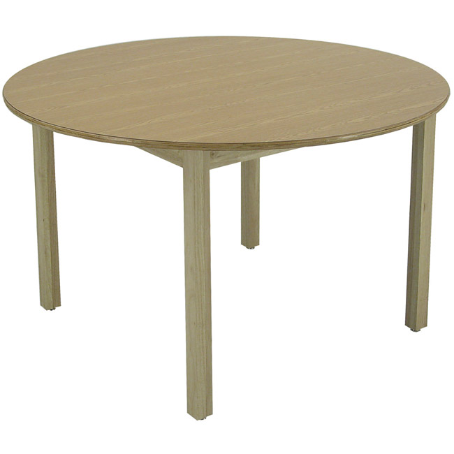 lb48cr-48-round-all-wood-table