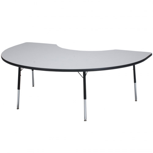 5075-48x72-kidney-black-legs-black-molding-table